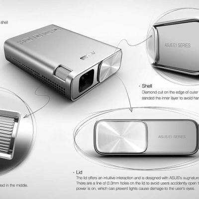 ASUS ZenBeam (Projector)-2